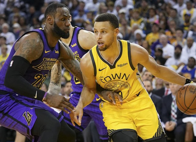 f4b40c8510d Stephen Curry  LeBron James Not Playing In 2019 NBA Playoffs  Just ...
