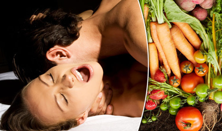 Vegetable sex pictures love with woman