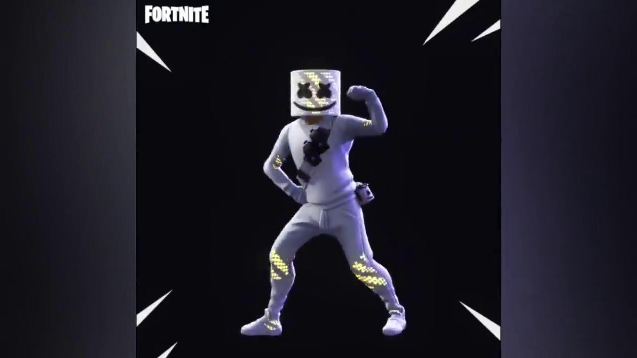 Fortnite introduce new Marshmello skins  c2799c472