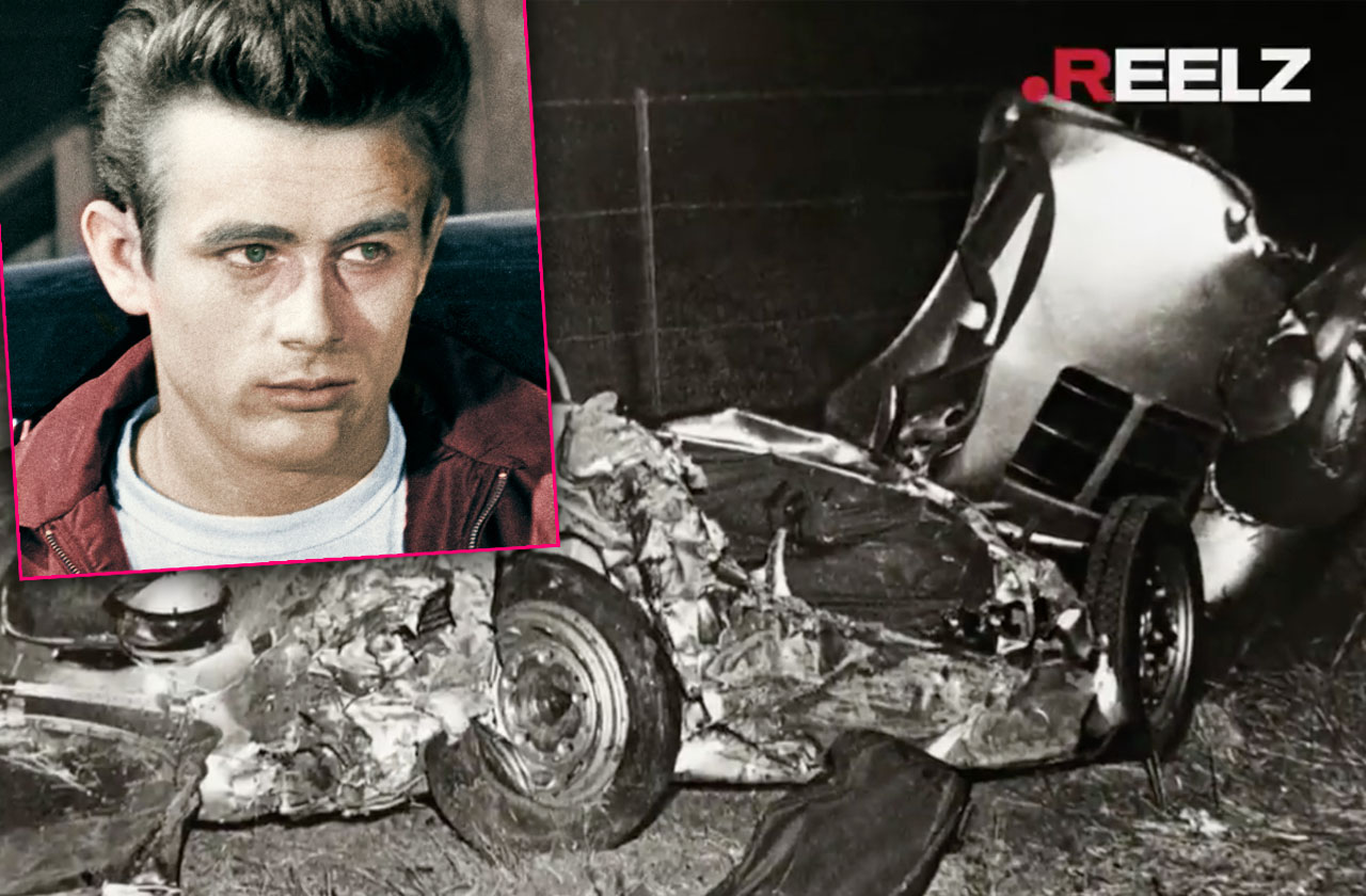 James Dean Car Crash Death Details