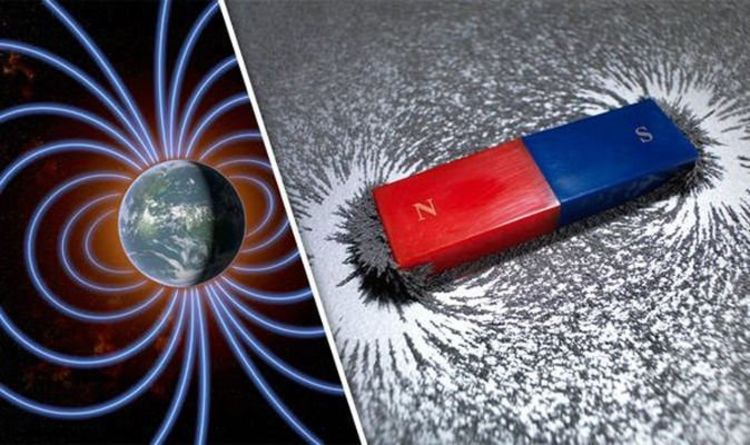 Earth's magnetic field could FLIP and WIPE OUT satellite technology