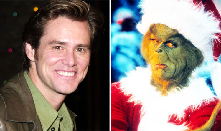 'Jim Carrey was really MEAN to everybody on The Grinch set, I needed therapy afterwards'