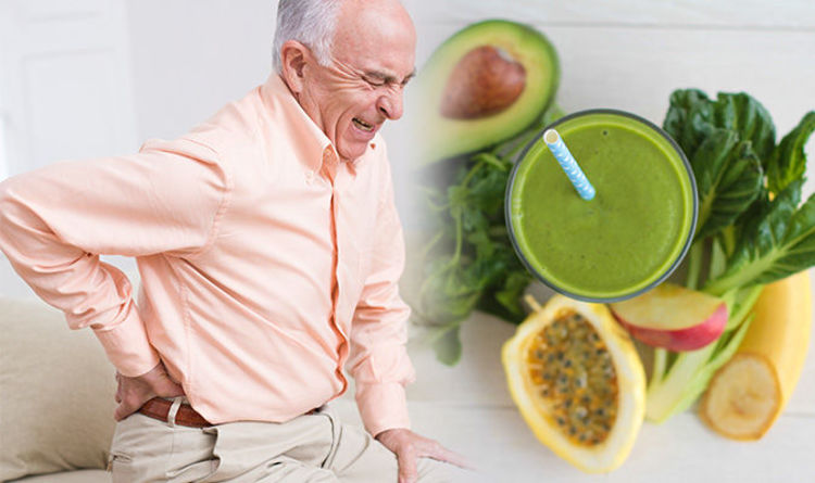 Lower back pain natural treatment: Five potassium-rich foods