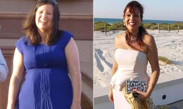 Overweight mum sheds five stone thanks to hypnosis app Easy Loss