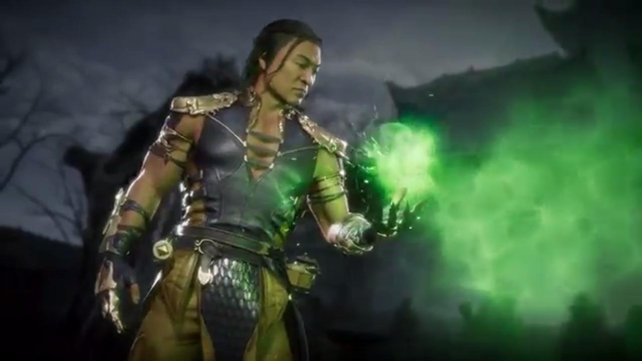 Mortal Kombat 11 DLC Shang Tsung trailer confirms characters