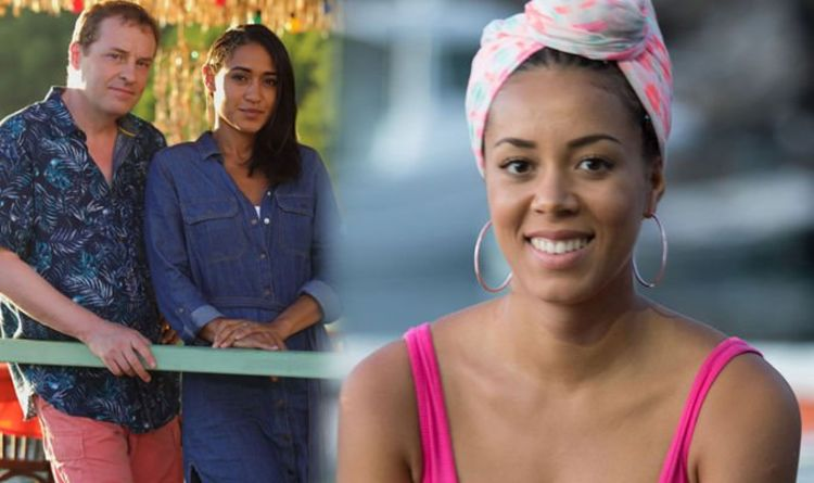Death in Paradise cast: Who plays Tiana Palmer? Who is