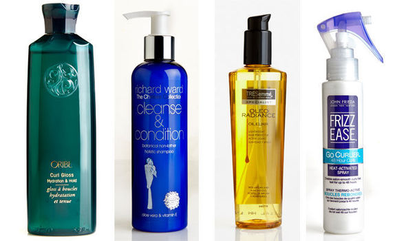 The Best Beauty Products For Curly Hair Express Co Uk