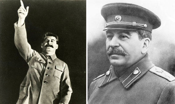 how did stalin maintain power