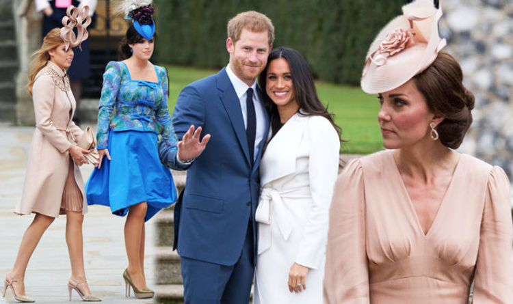 cb7153eac6 Royal wedding dress code: What will guests be wearing for Meghan and Harry  nuptials?
