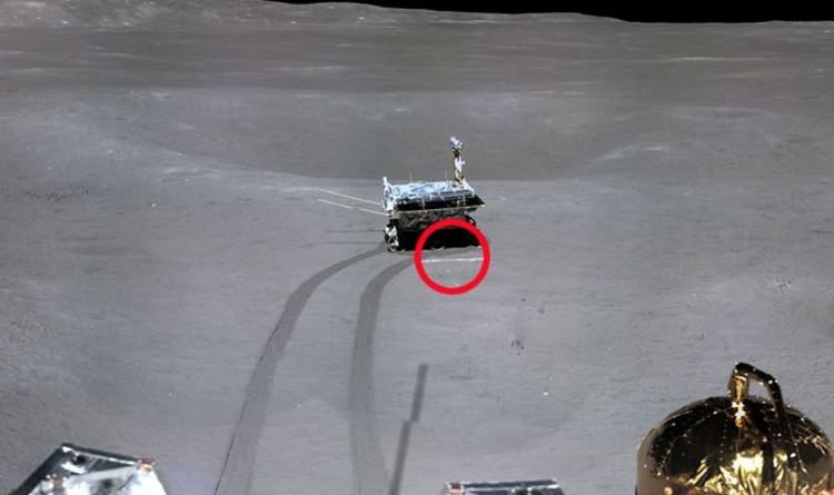 China 'FAKED' dark side of the moon landing - shock claim | Weird