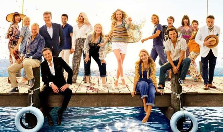 Mamma Mia 2 Deleted Scenes And Songs Confirmed For Dvd And Blu Ray