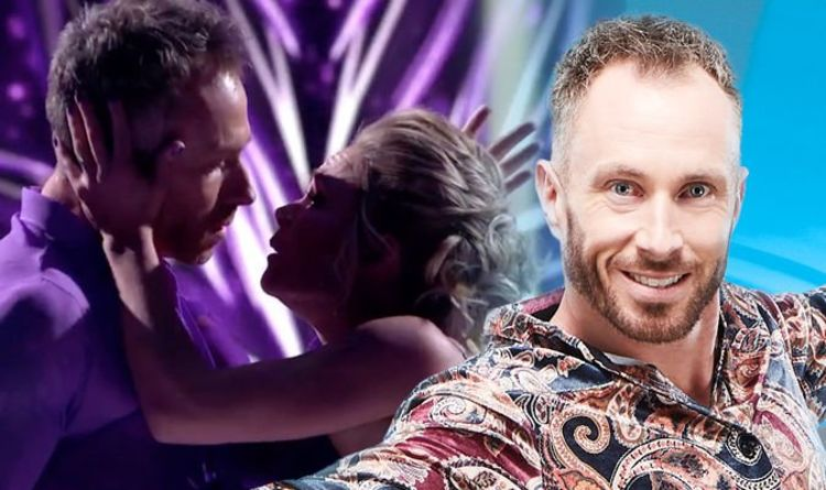 new arrival baf06 85392 Dancing On Ice 2019  James Jordan WINS ITV show after painful injury