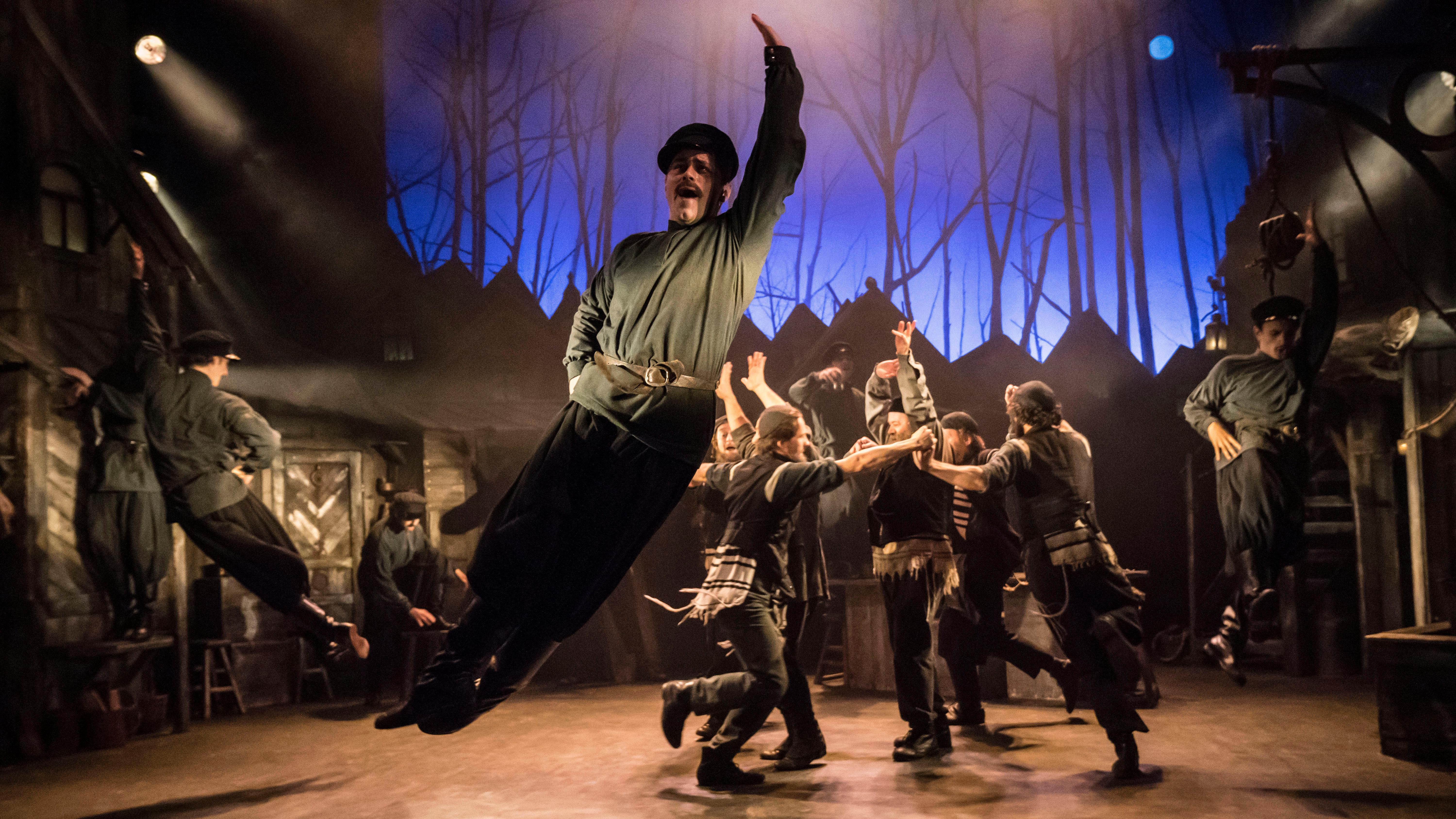 Review: Fiddler on the Roof at the Playhouse Theatre, WC2