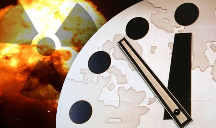 Doomsday Clock 2019: Is it the end of the world - Earth close to