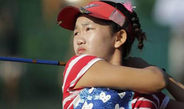 Lucy Li Golf Qualifier Us Womens Open