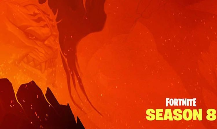 Fortnite Season 8 Teaser 3 Revealed Leviathan And Volcano Coming