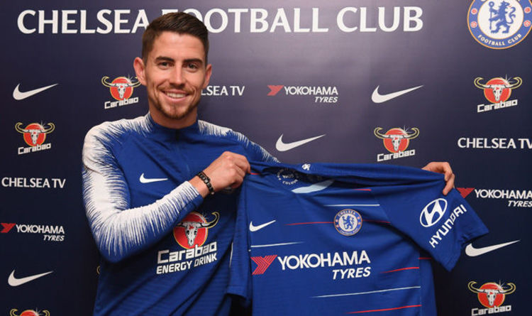 Chelsea transfer news: Jorginho signs – how could £57m star fit into new  Blues formation? | Football | Sport | Express.co.uk