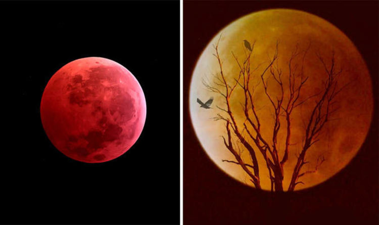 Blood Moon 2018 superstitions and beliefs to know on Friday