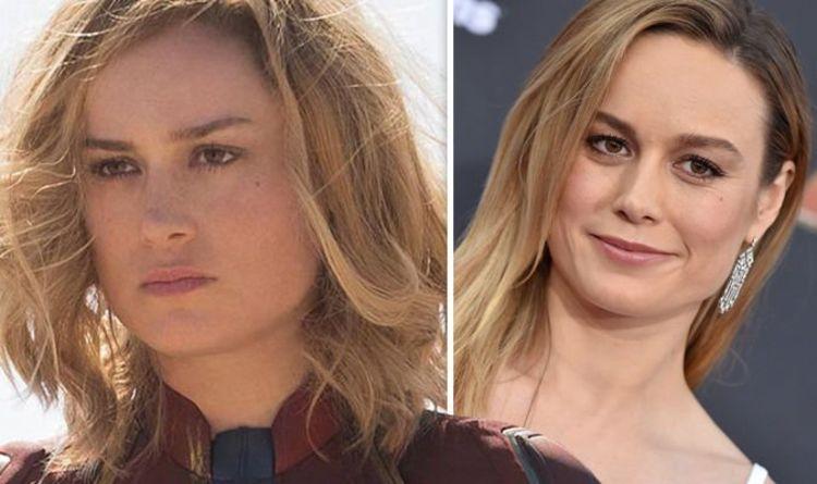 Captain Marvel 'review bombed' as trolls misinterpret Brie