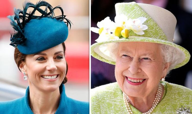 2637765f Queen gives Kate MAJOR HONOUR to recognise Duchess' commitment to the  monarchy