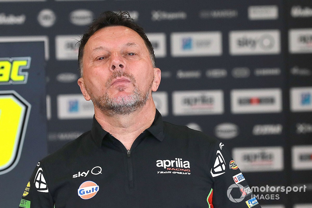 MotoGP boss Fausto Gresini has died after COVID battle