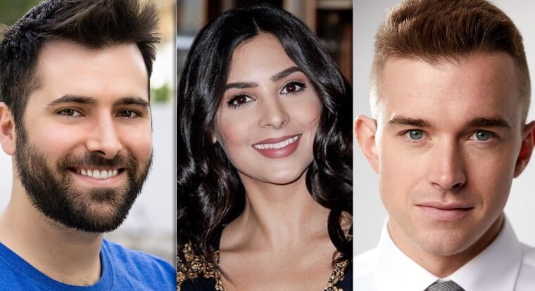 Nbc Days Of Our Lives Spoilers Freddie Smith Sonny Kiriakis Chandler Massy Will Horton Pink Slipped By Nbc Execs Is This Why Camila Banus Gabi Dimera Was So Upset In