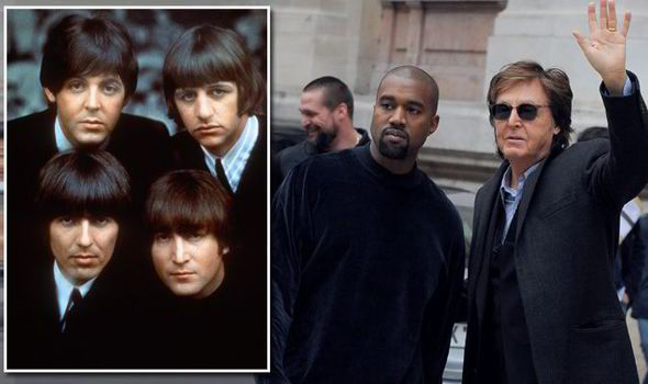 Paul McCartney Has Revealed Working With Kanye Was Like Writing John Lennon