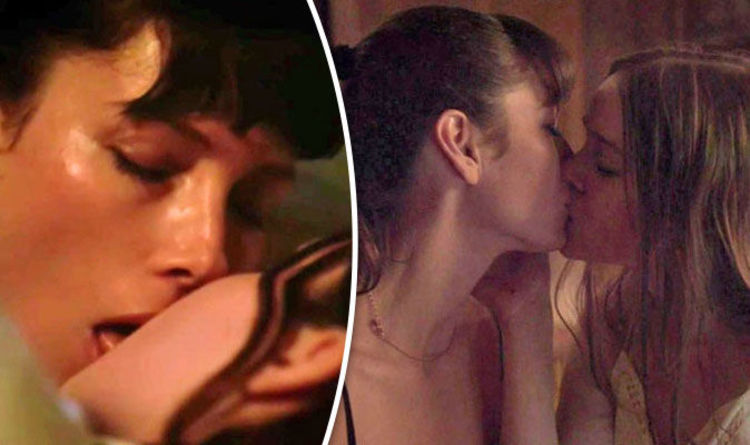Jessica Biel romps with SISTER during drug-fuelled orgy in X ...