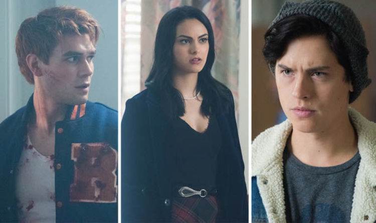 Riverdale season 2 streaming how to watch riverdale online tv riverdale season 2 streaming how to watch riverdale online tv radio showbiz tv express sciox Image collections