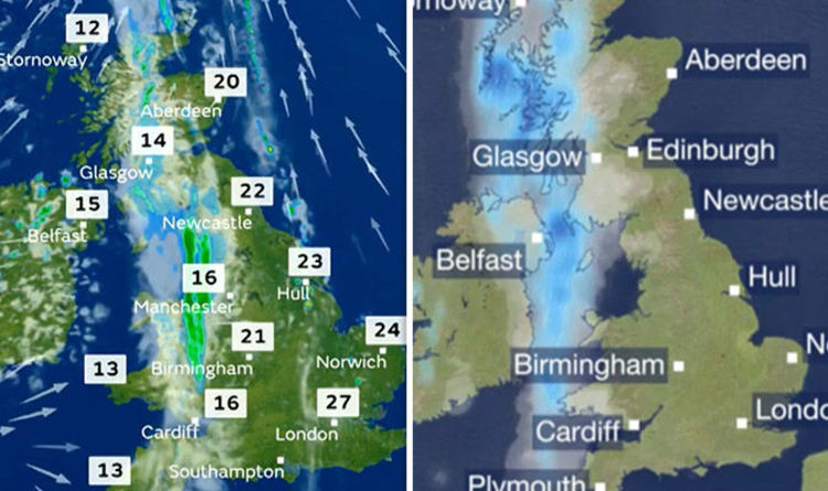 Bbc Weather Forecast Uk To Bask In Yet Another Day Of Record Breaking Temperatures