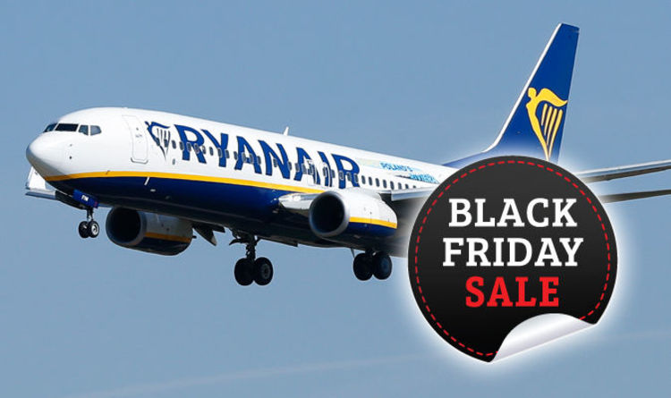 Ryanair Black Friday 2018 Flights To Barcelona Mallorca Dublin And Rome Travel News Express Co Uk