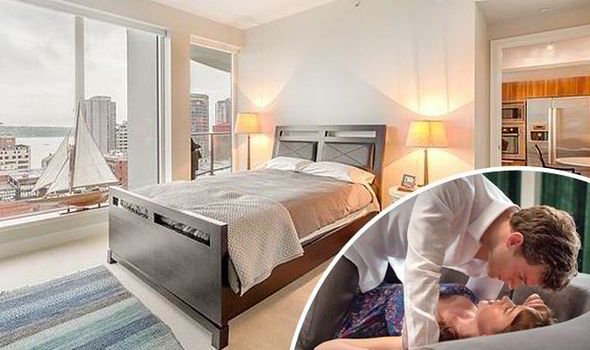 Fifty Shades Of Grey Stay In S Seattle Apartment For 170 A Night