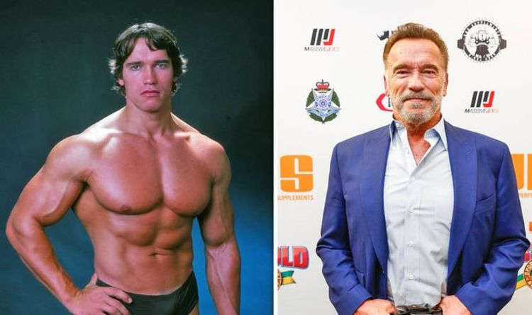 Arnold Schwarzenegger Stops Lifting Weights After Nearly 60 Years Other Sport Express Co Uk