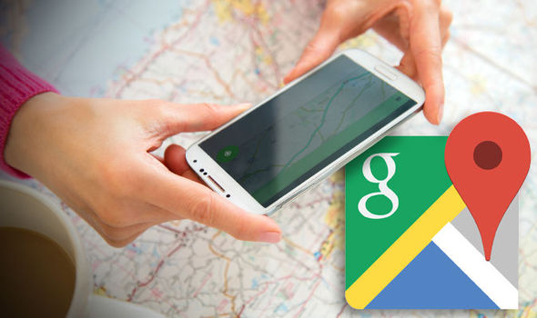 The hidden Google Maps features you don't know - but ... on cell phone app, radio app, education app, communication app, medical app, fireplace app, media app,