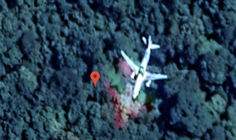Mh370 Expert Analyst Explains Google Maps Sighting Of Missing