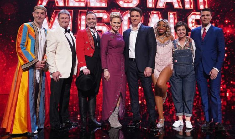 All Star Musicals cast 2019 ITV: Who is in All Star Musicals line-up