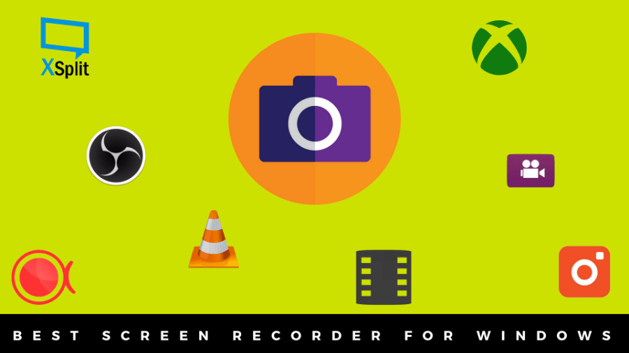 8 Best Free Screen Recording Software For Windows To Capture Screen In 2018