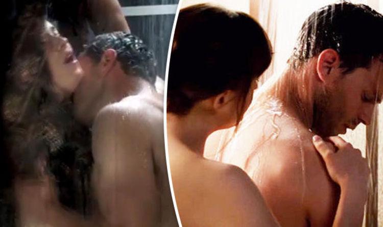 Fifty Shades Darker UNRATED: More steamy Jamie Dornan & Dakota Johnson  scenes for release