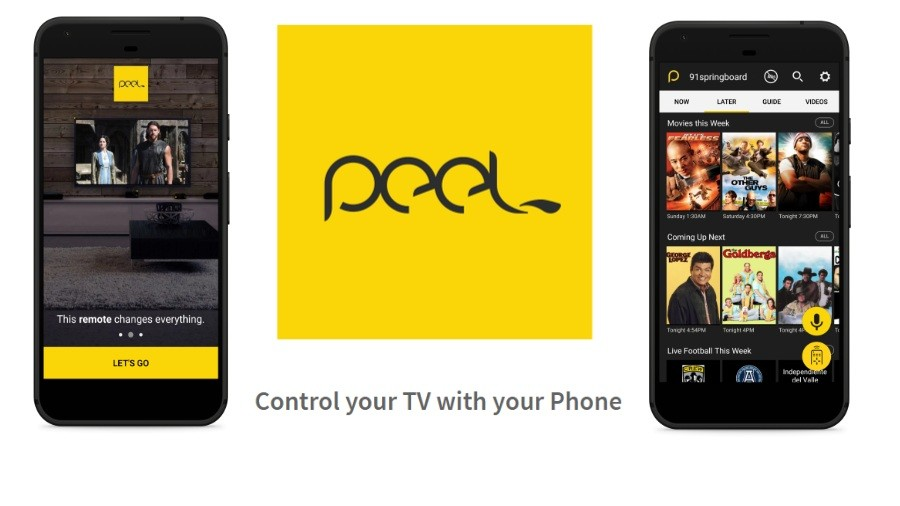 Peel Remote Everything About The Notorious Smart Remote App