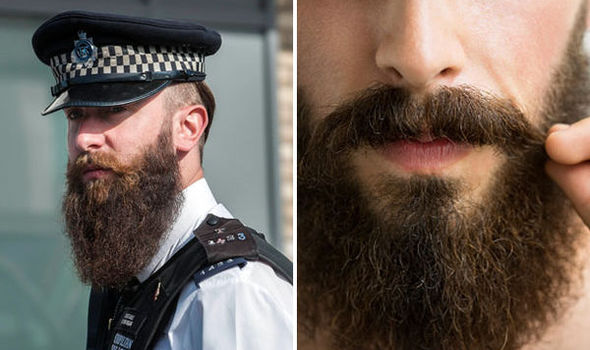 Police have been banned from having beards  75fca6dc9ff77