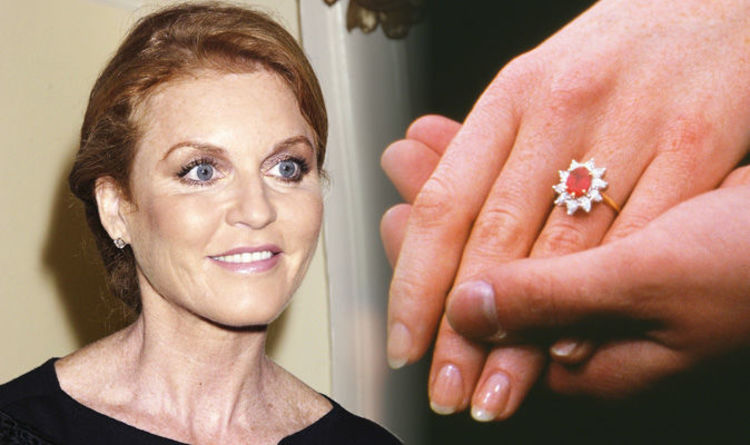 Fergie wedding ring