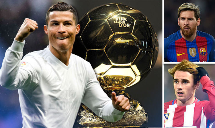 ballon d or 2016 cristiano ronaldo beats lionel messi and eyes 2017
