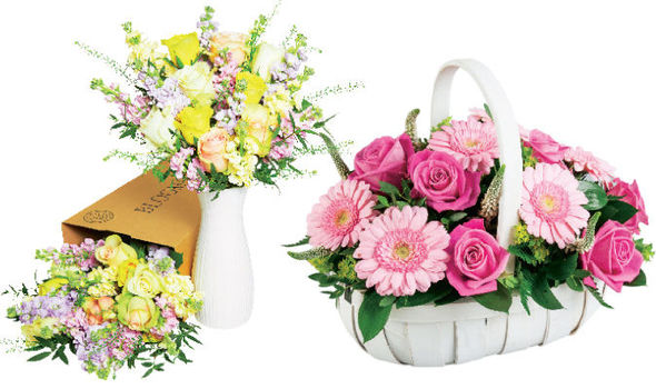 Mothers Day Flowers Bouquets Waitrose Next And Debenhams Express