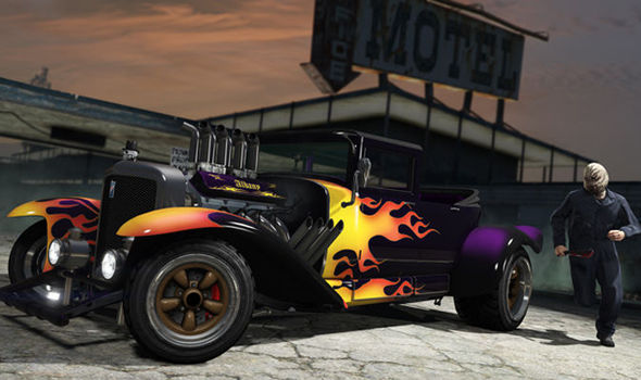 gta 5 rockstar s new content update for xbox one and ps4 halloween