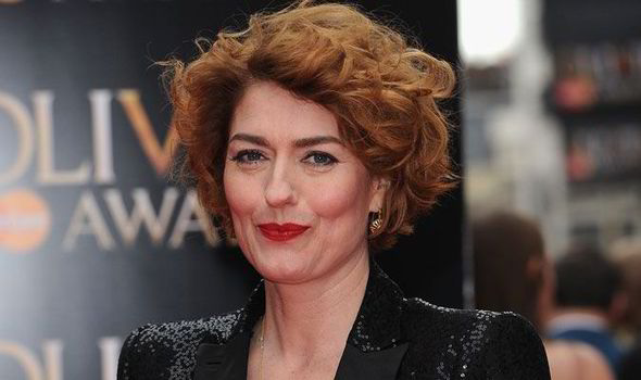 Anna Chancellor Will Never Be Sitting On A Hotel Bathroom Stool Naked Every Again