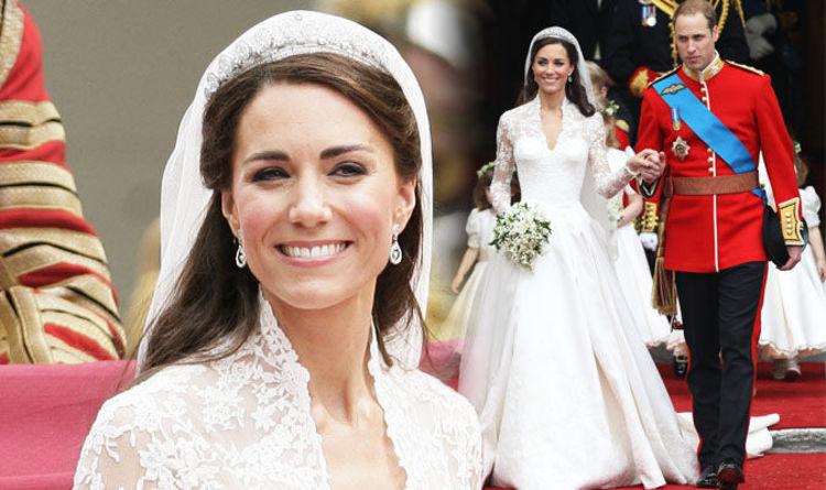 Kate Middleton Duchess Wedding Dress Had This SECRET Feature