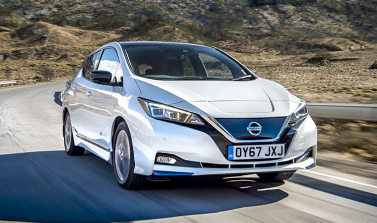 Best Electric Cars On In The Uk Highest Range To Top Budget Models