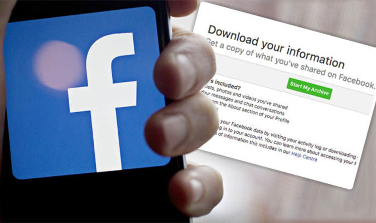 download your data facebook