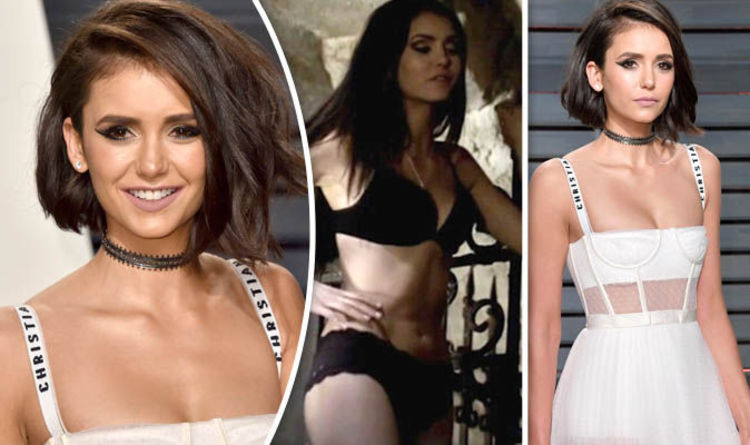 xXx pictures and video: Nina Dobrev from Vampire Diaries to xXx