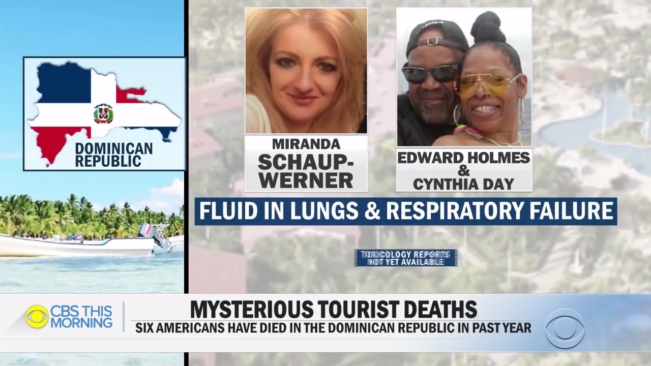 tourists dying in the dominican republic